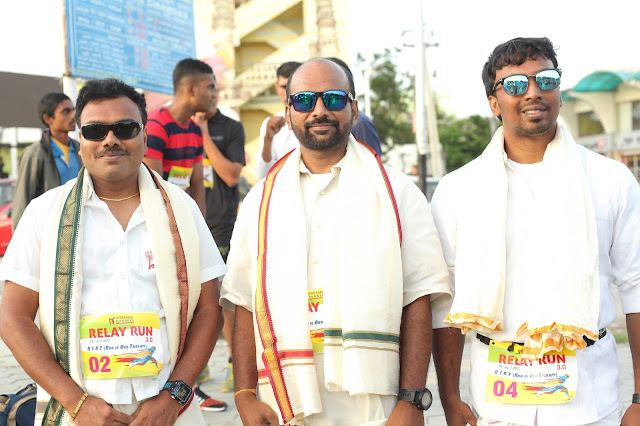 Hyderabad Runners' Relay Race 3.0