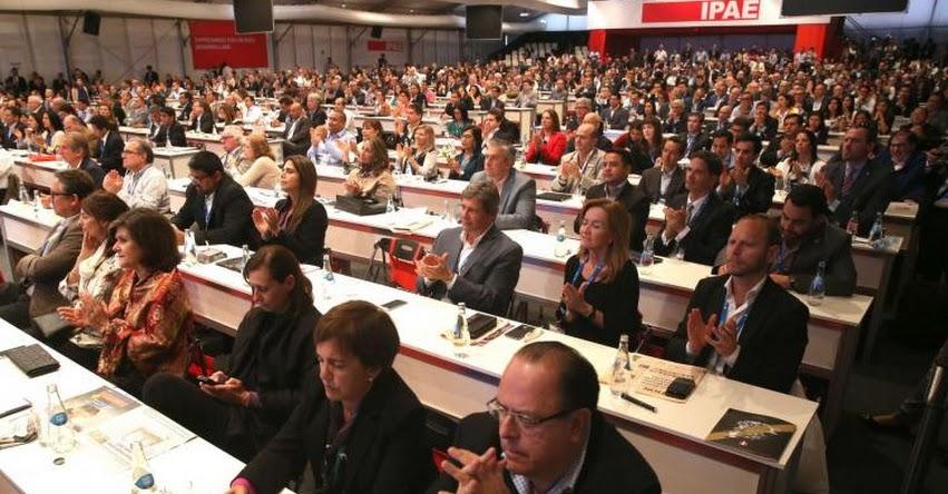 CADE 2017: Hoy se inicia la Conferencia Anual de Ejecutivos con el lema «Un solo Perú, no más cuerdas separadas»