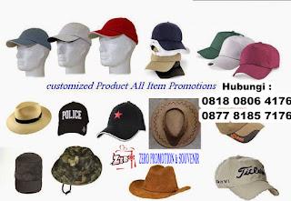 Konveksi Topi Promosi Tepercaya di Tangerang