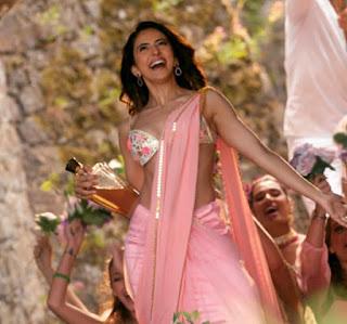 Rakul Preet Singh Latest hot in Vaddi Sharaban | saree hot bra style Navel Queens