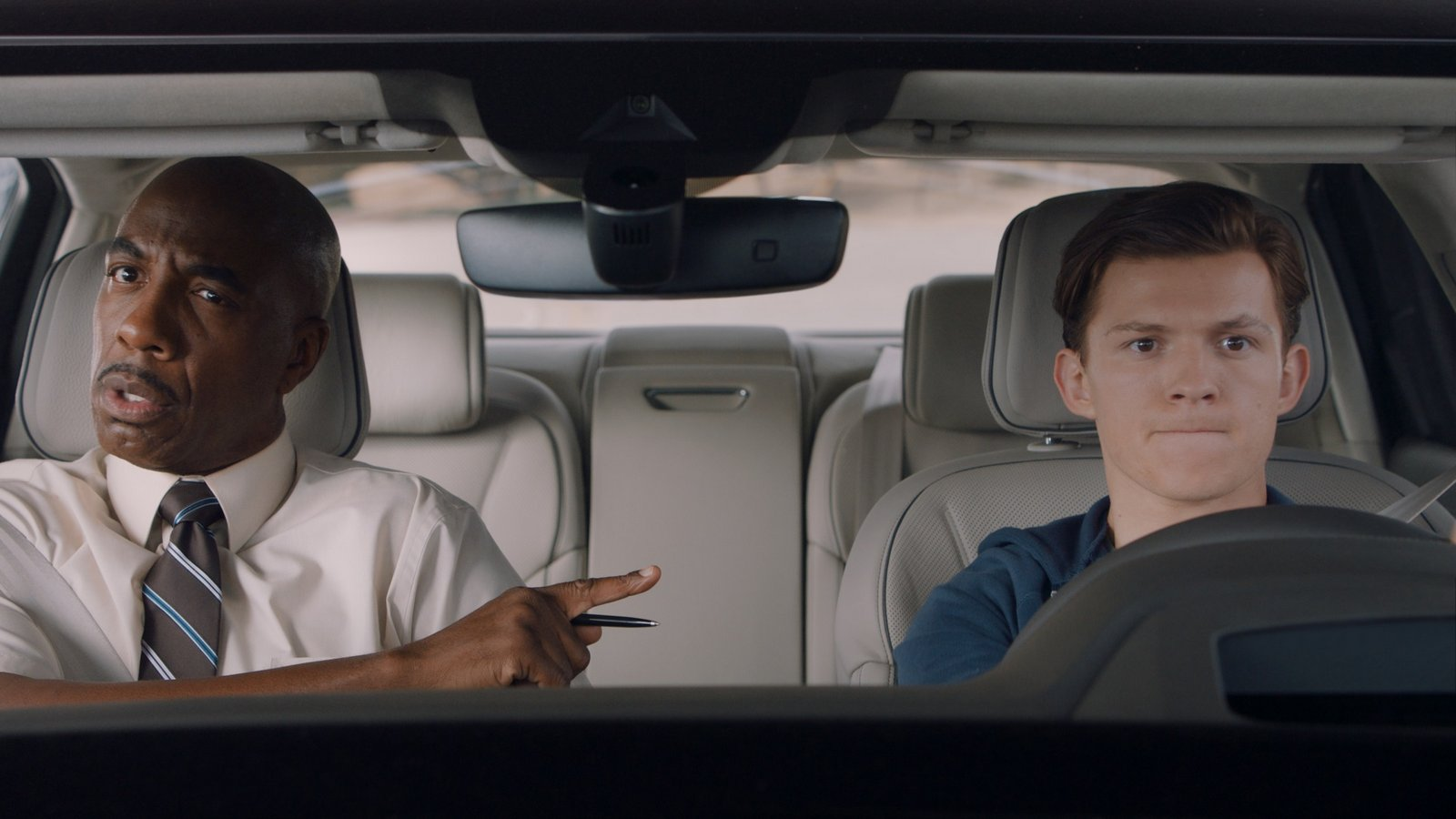 Spiderman Takes Road Test In New Audi A8
