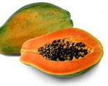 Papaya fruit and pregnant women?