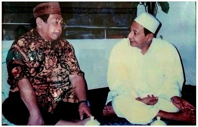 Rahasia Kedekatan Keluarga Gus dur dan Keluarga Habib Luthfi bin Yahya
