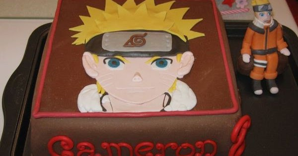 Kue Ulang Tahun Naruto Anime Yang Keren Beud Kumpulan