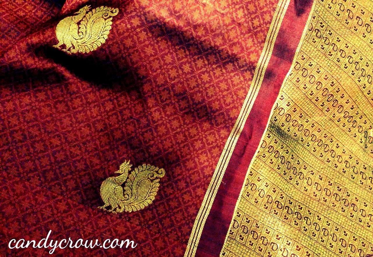 Where to buy silk sarees in Kanchipuram ?