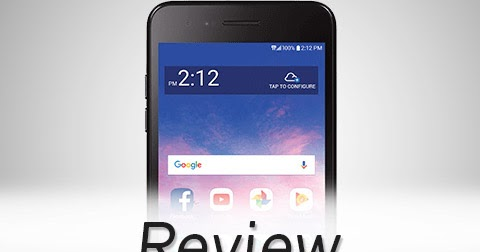TracfoneReviewer: LG Rebel 4 (L212VL/211BL) Tracfone Review