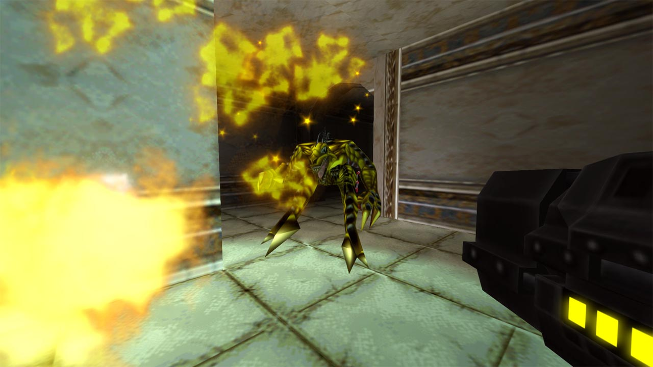 تحميل لعبة Turok 2 Seeds of Evil برابط مباشر + تورنت