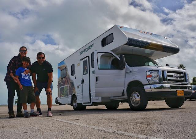 Dicas para viajar de motorhome pela Flórida