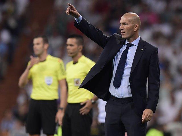 Zidane trở thành HLV chính cho Real