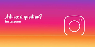Cara buat ask me questions instagram post, ini langkah sederhananya