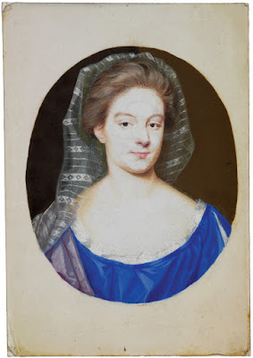 Portrait of Mrs van Vrybergen, Susannah-Penelope Rosse