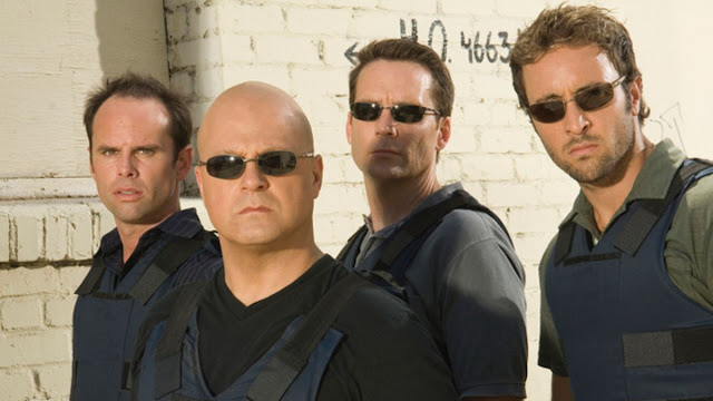 The Shield Goggins