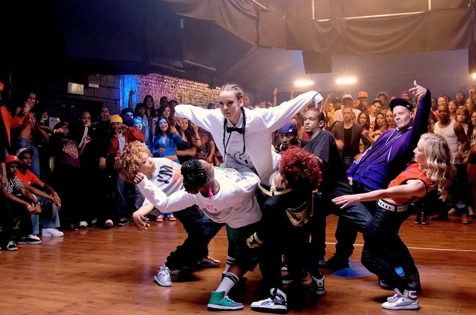Street Dance Group 95