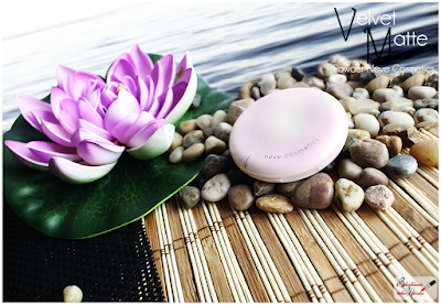 VELVET MATTE , smoothing compact powder NEVE COSMETICS