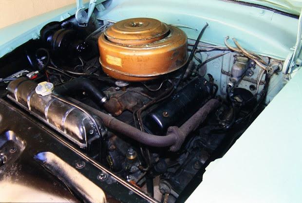 Ford 292 Engine Diagram - imgUrl