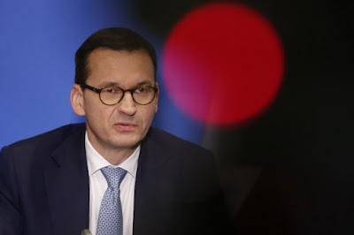Прем'єр Польщі переконував керівництво США ввести санкції щодо «Північного потоку-2»