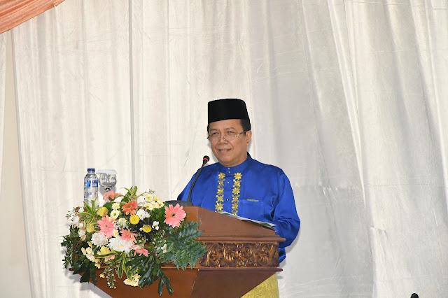 Bupati Syahirsah Minta Seluruh Komponen Kompak Bangun Kabupaten Batanghari