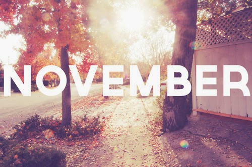hello november quotes