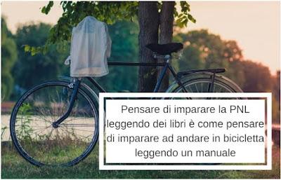 Imparare ad andare in bicicletta