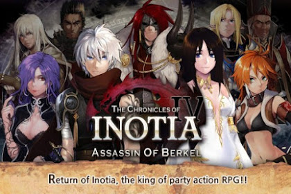 Free Download Inotia 4 Mod Apk v1.2.4 (Mod Money/High Damage/Skill)