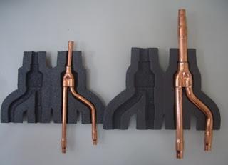 Báo giá bộ chia gas ống đồng