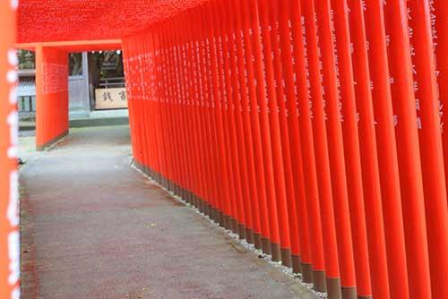 Fukagawa & Suehiko Shrines Seto, Aichi.