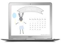Nuevos calendarios para descargar de Abril 2015 Image