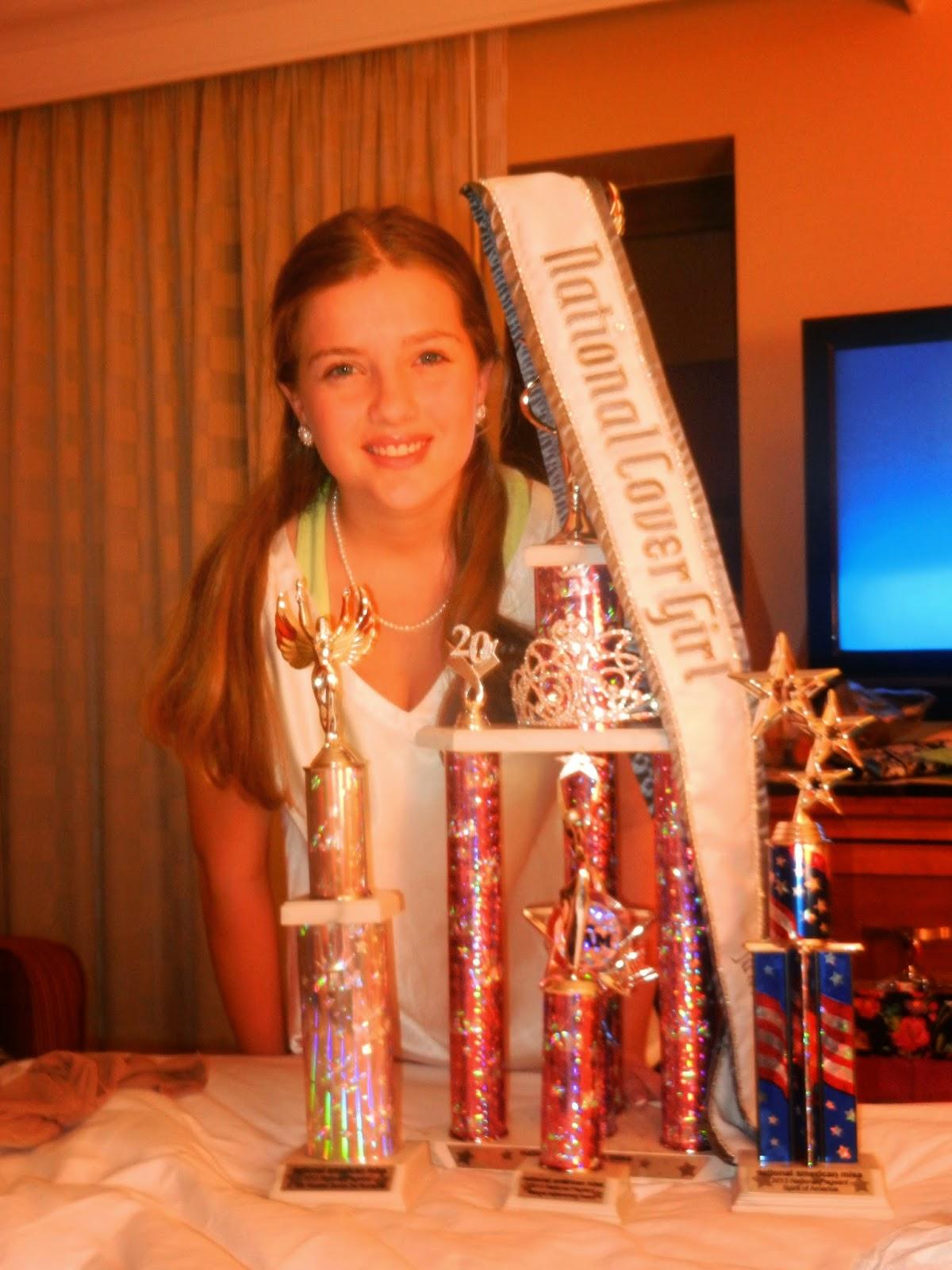 Miss nam national american