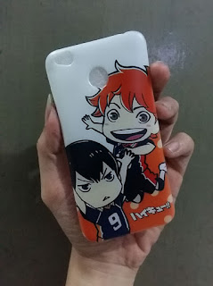 custom case haikyuu