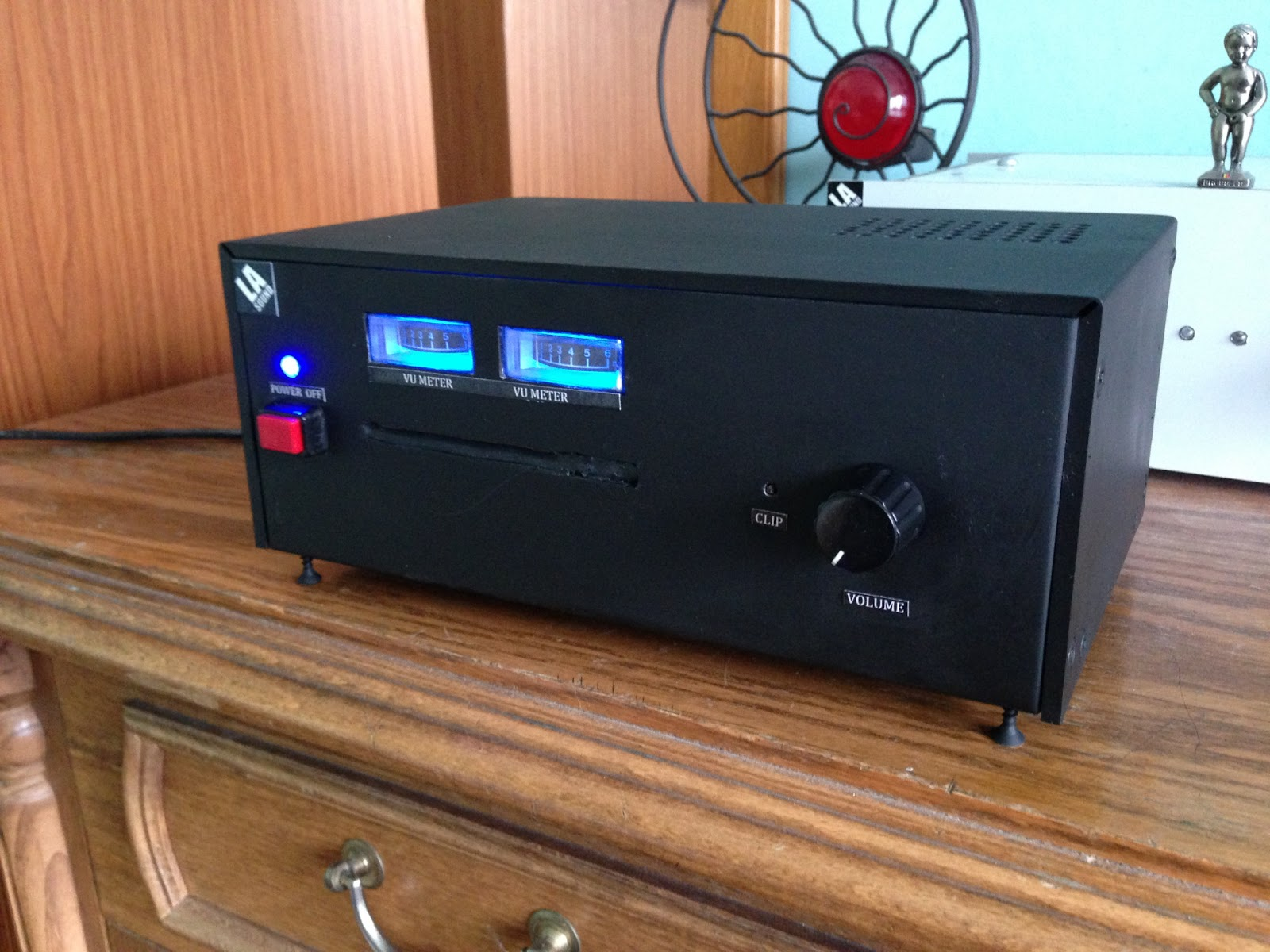 Project 3a 8211 60 100w Hi Fi Power Amplifier