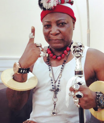 My Igbotic Qualities by Charly Boy