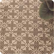 "Camino de Mesa ""Ajedrez"" a Crochet"