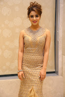 Muskan Sethi in a Gorgeous Sleeveless Glittering Gown at Paisa Vasool audio success meet ~  Exclusive Celebrities Galleries 037.JPG