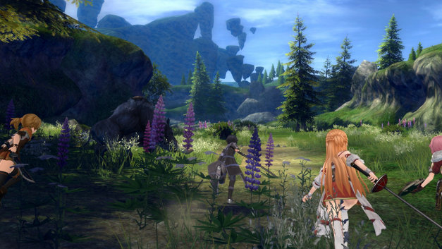 Review: Sword Art Online: Hollow Realization (Sony PlayStation Vita