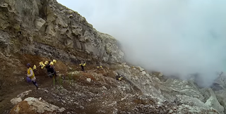 Wisata Kawah Ijen, Tips Pendakian ke Gunung Kawah Ijen, Paket Wisata Bromo