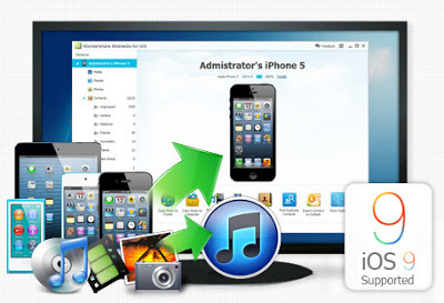 iphone PC Suite Latest Version free Download For Windows 7 8 XP