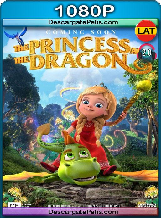 La princesa y el dragón (2018) 1080P WEB-DL Latino