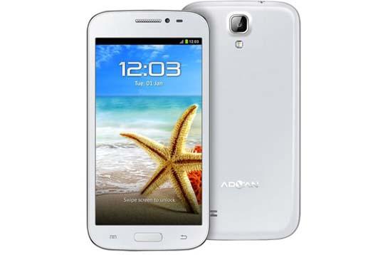 Spesifikasi dan Harga Advan Vandroid S5D, Smartphone Android Jelly Bean Quad Core Kamera 8 MP