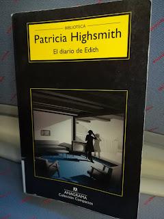 """La novela psicológica """"El diario de Edith"""", de Patricia Highsmith"""