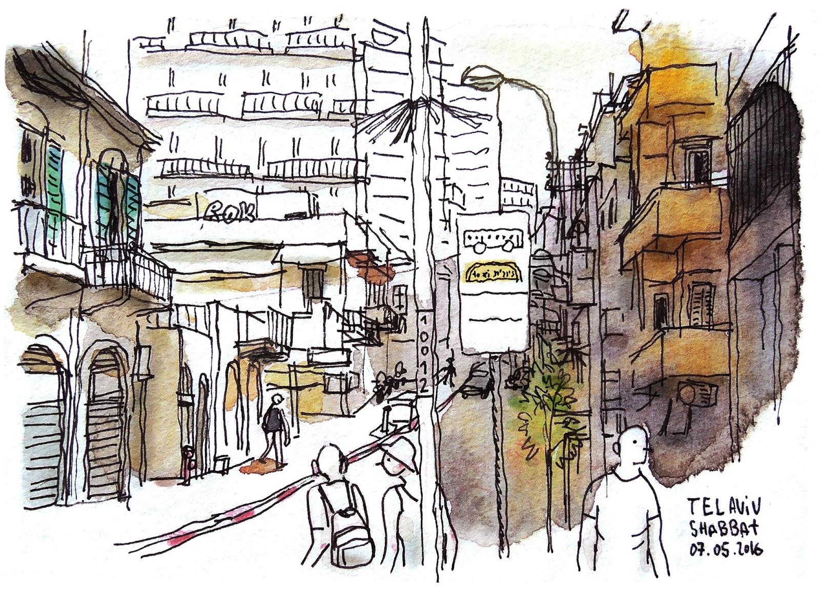 Vor Ort - Mainz Sketching Workshops | Urban Sketchers