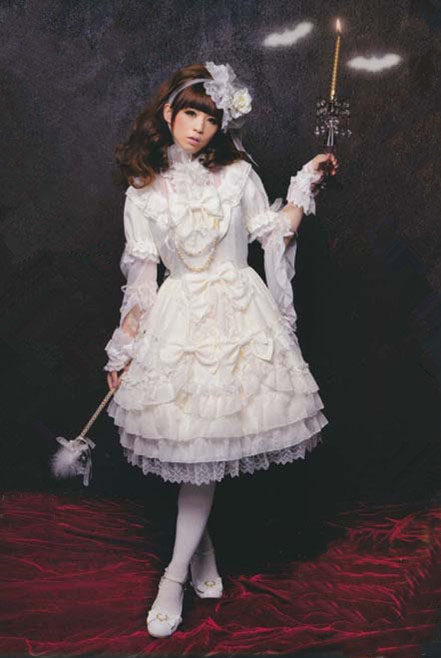 DevilInspired Lolita Clothing: Lolita Dress Is Your Best