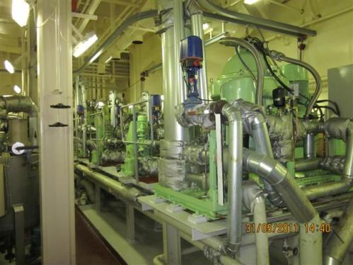 SHIP SKILLS: 10 Harmful Effects Of Impure Air On Ship's Machinery