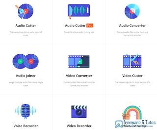 Les meilleures applications en ligne de 2016 th me 67 freewares tutos - Couper un fichier audio en ligne ...