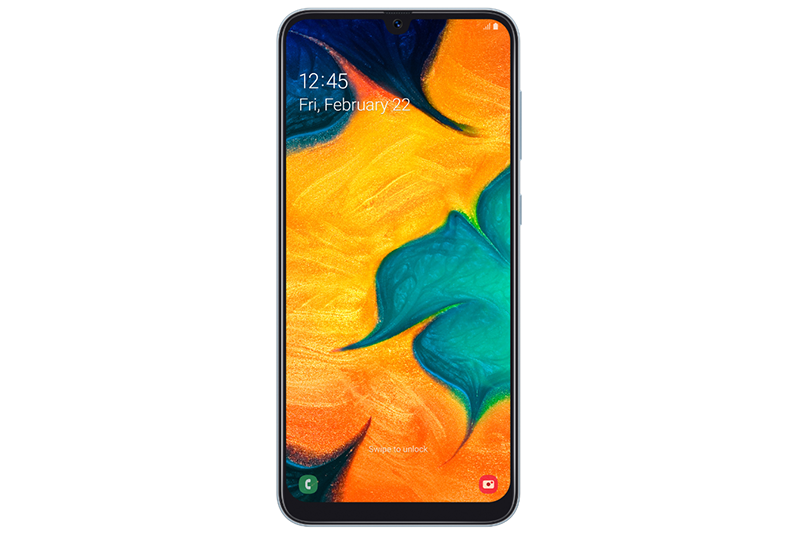 Samsung Galaxy A20 with Infinity-V display and 4,000mAh battery now official!