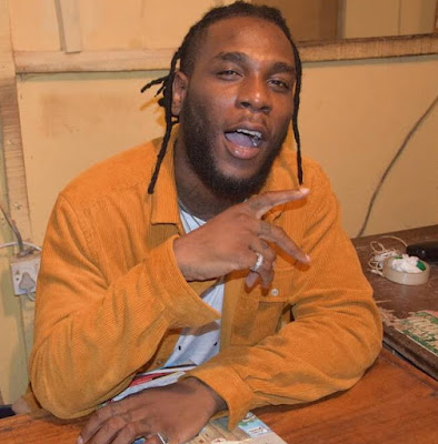 burna boy detained police