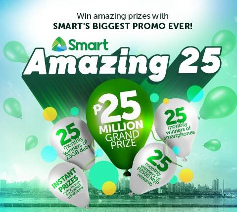 Smart Amazing 25