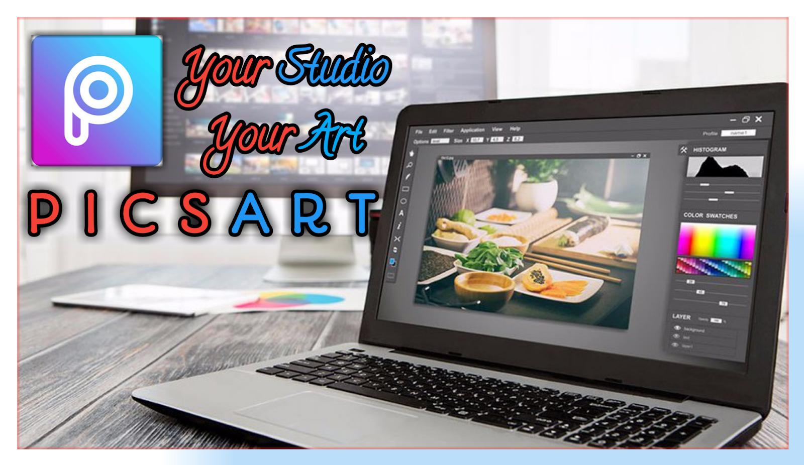 PicsArt - StuDio v11 9 1 Apk Download Mod Version Collage Maker And