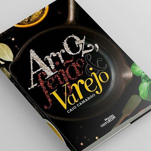 """""""Arroz, Feijão & Varejo"""" - o mais vendido livro de varejo do Brasil"""