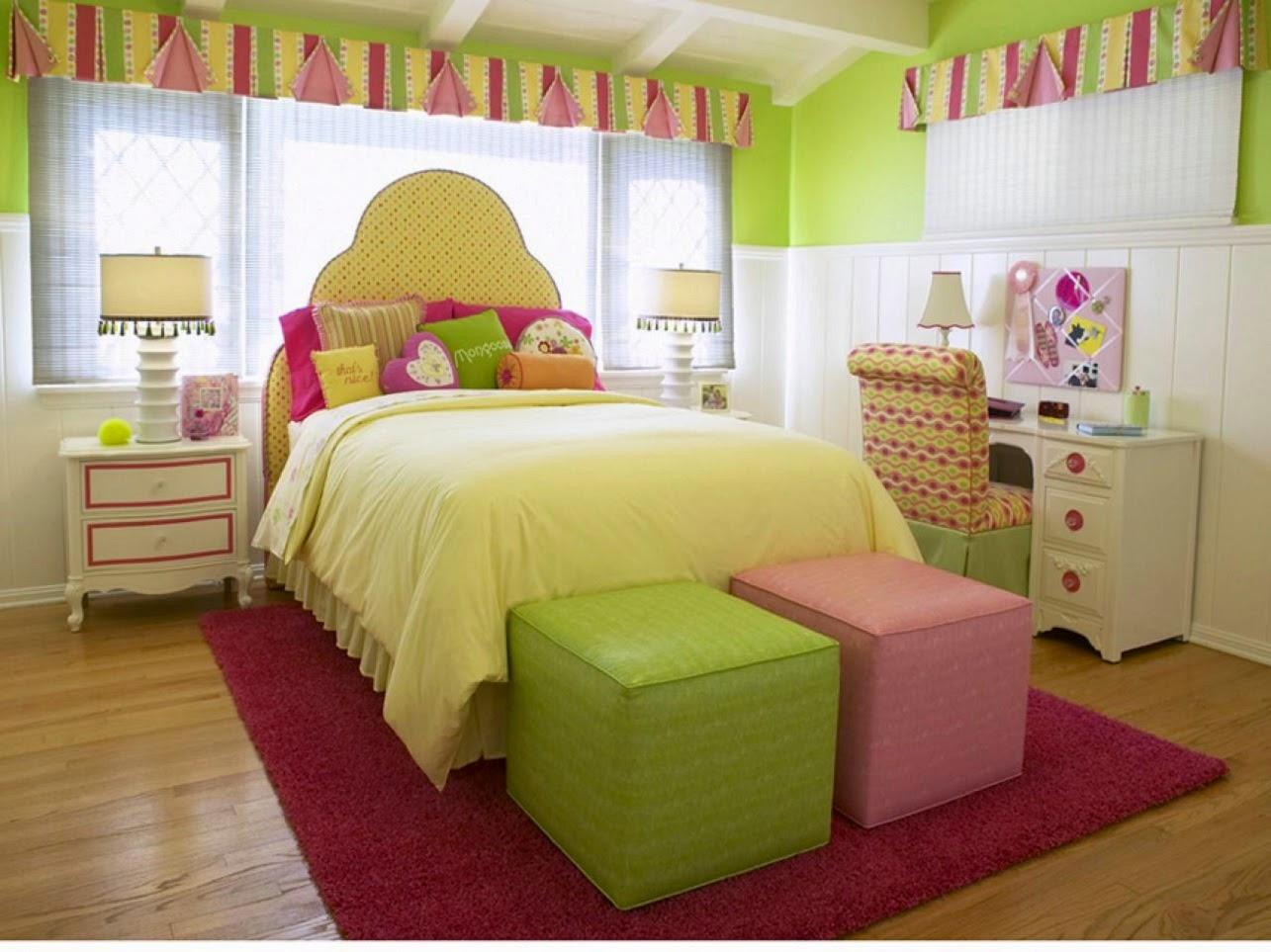Model Rumah Impianku 50 Desain Kamar Tidur Anak Perempuan