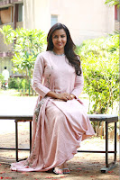 Priya Anand in simply Pink at an interview for movie KOOTATHIL ORUTHAN~  Exclusive celebrities galleries 005.jpg